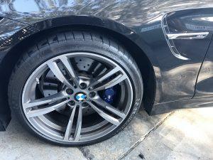 BMW M4 Wheel